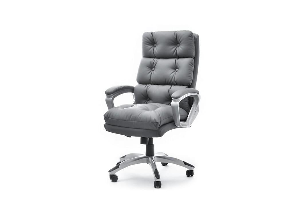 design4life Kancelářská židle PANDORRO, šedá