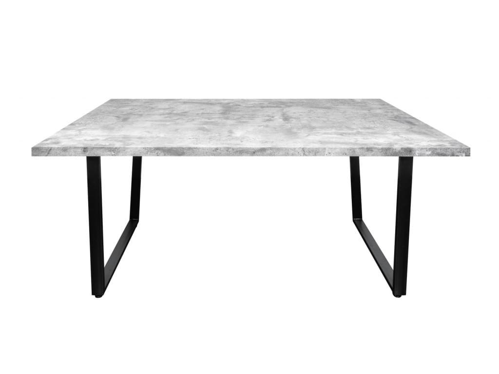 INV Jídelní stůl LOMOS 160cm, beton