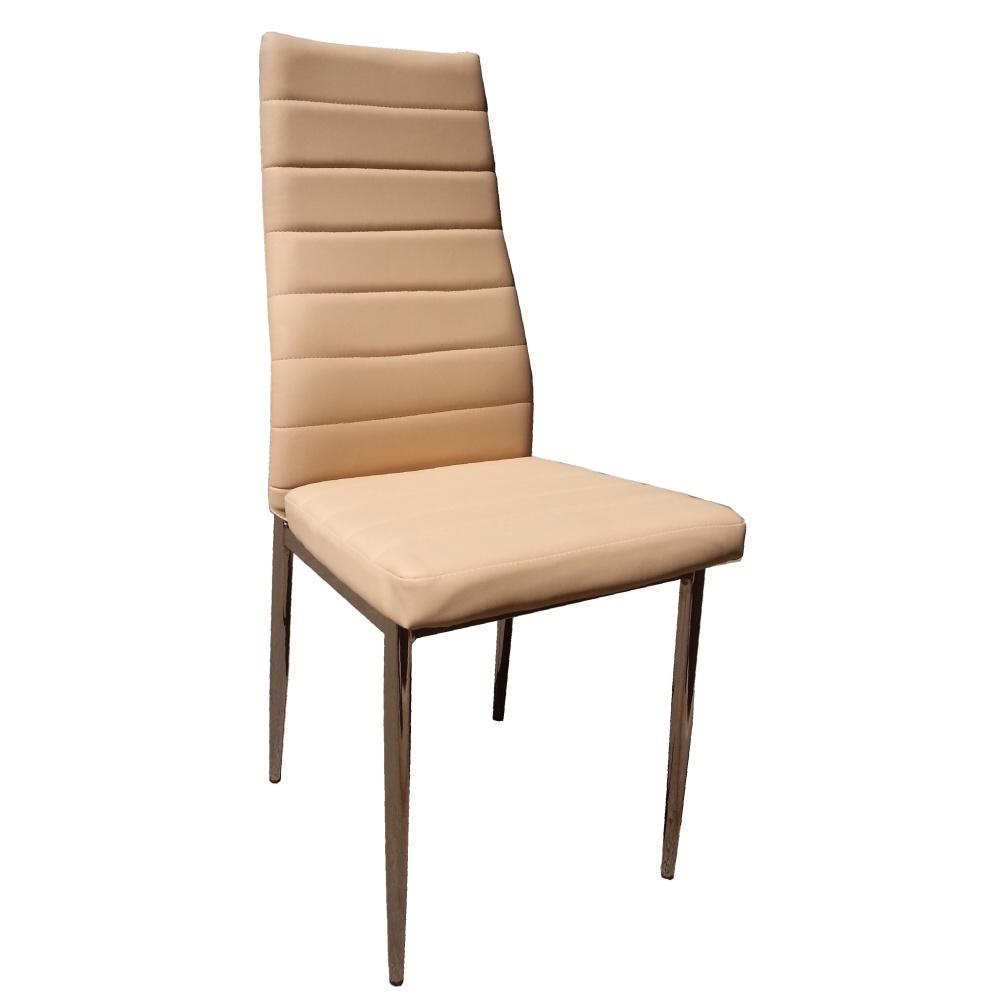 Jídelní židle F062 lososová