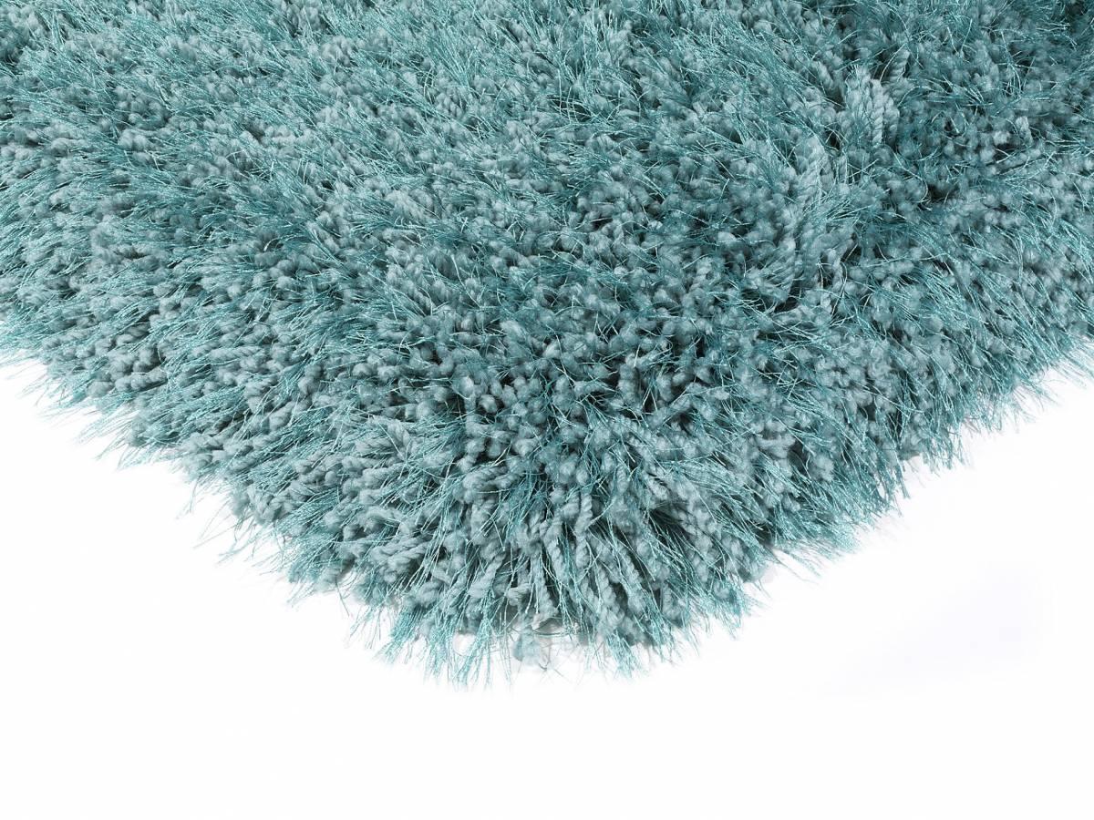Masiv24 - Cascade koberec 100x150cm - tyrkysová/modrá