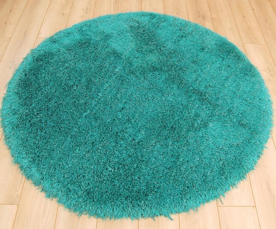 Masiv24 - Cascade okrúhly koberec 160cm - dymová