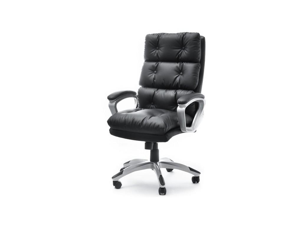 design4life Kancelářská židle PANDORRO, černá