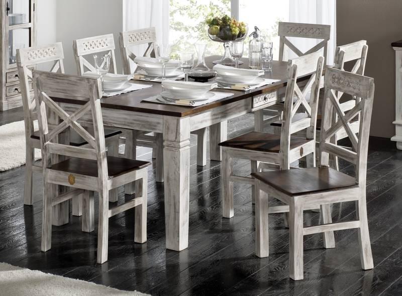 Masiv24 - ANTIK jídelní stůl mango 190x90 cm