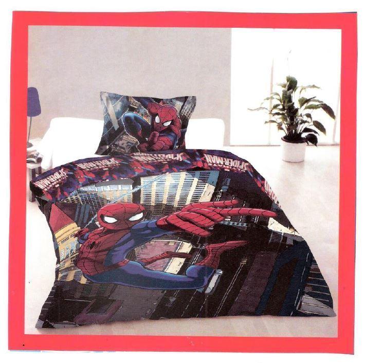 Forbyt Povlečení - Spider Man, 140 x 200 cm + 70 x 90 cm