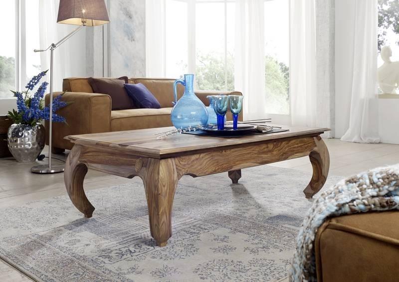 Masiv24 - ORIENT Konferenční stolek 130x75cm, indický palisandr
