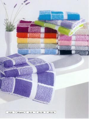 Forbyt, Osuška nebo ručník, CS 222 zelená  70 x 140 cm