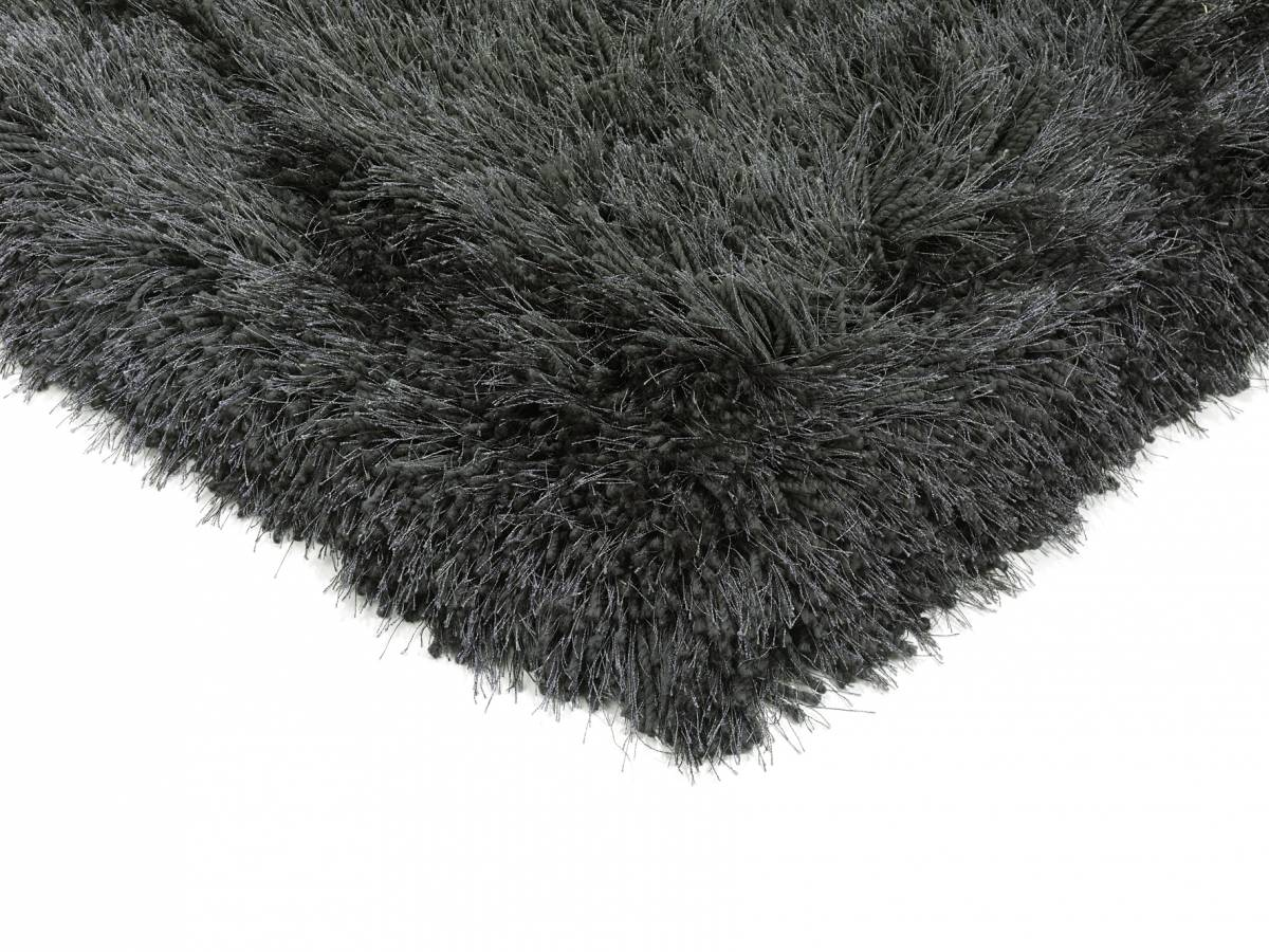 Masiv24 - Cascade koberec 100x150cm - bridlicová/sivá