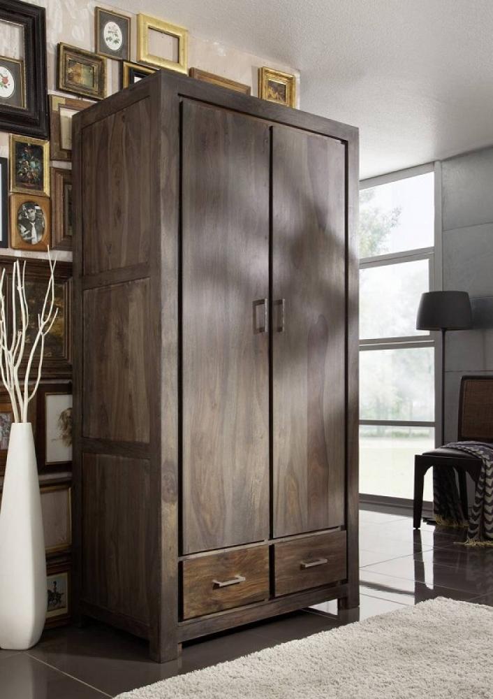 Masiv24 - Sheesham skříň, masivní palisandrové dřevo MONTANA