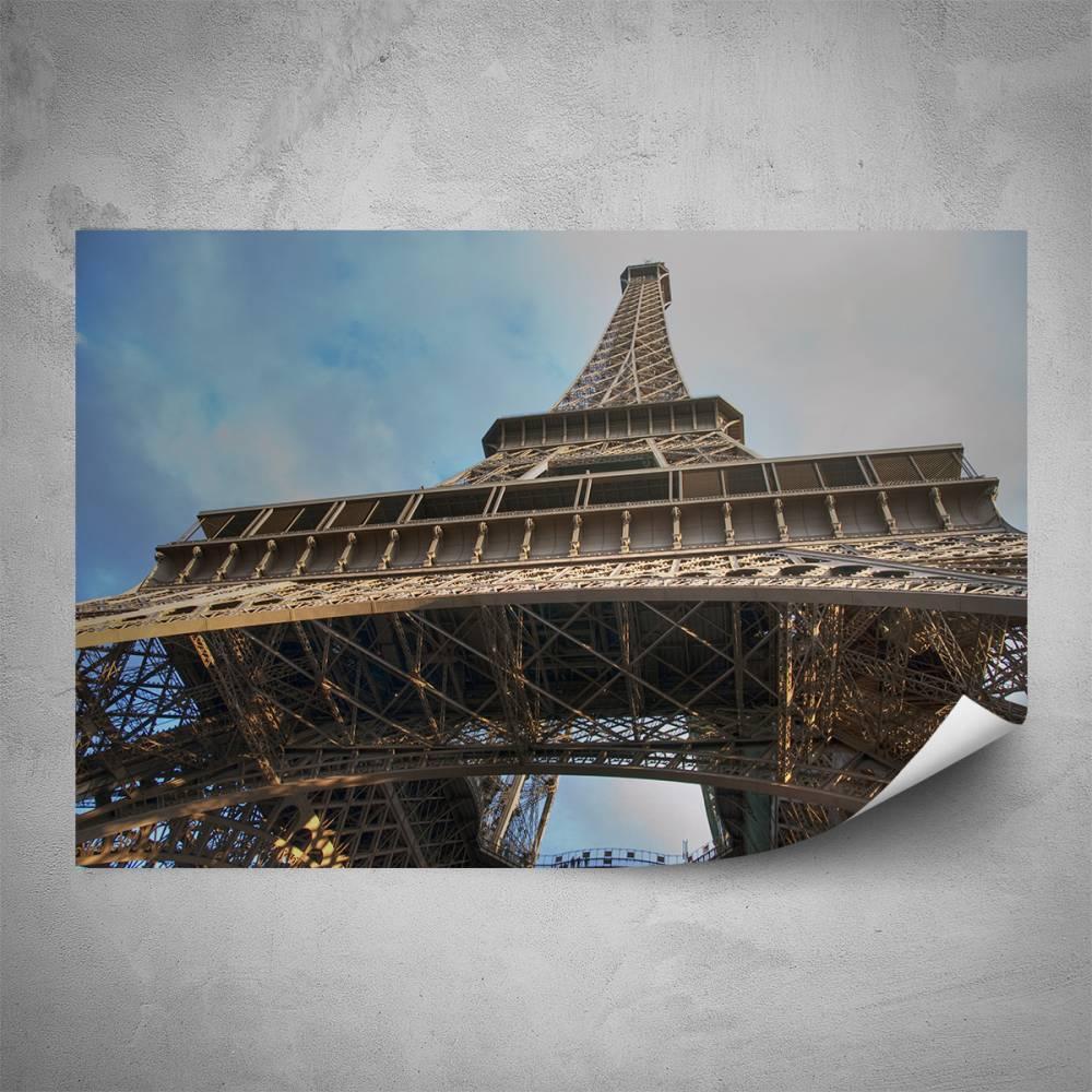 Plakát - Eiffelovka detail (60x40 cm)