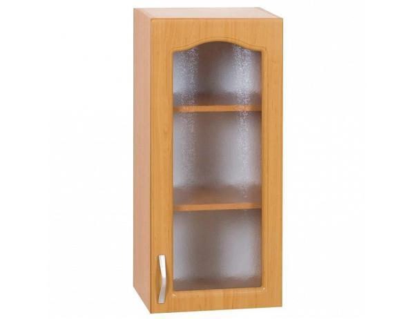 Horní kuchyňská skříňka LORA MDF W40S / 720, pravá, olše