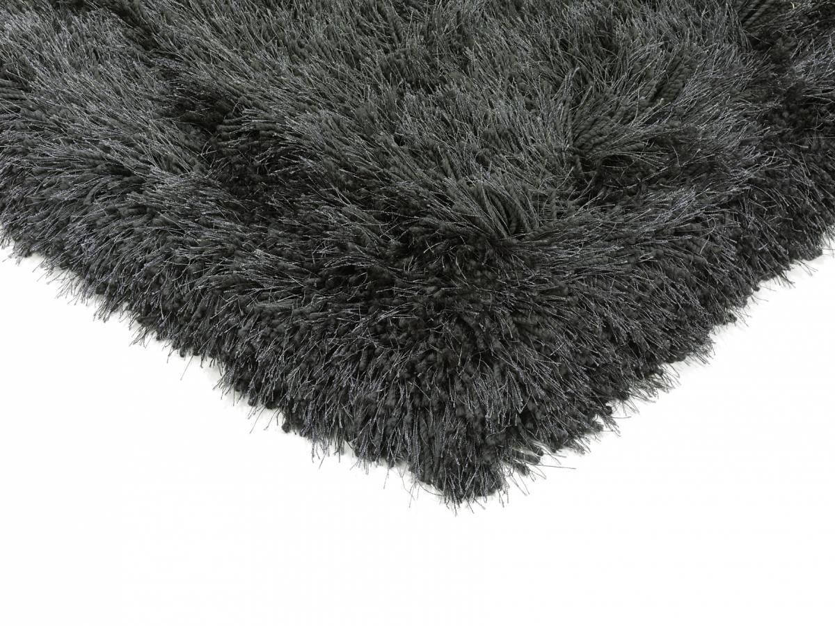 Masiv24 - Cascade koberec 120x170cm - bridlicová/sivá