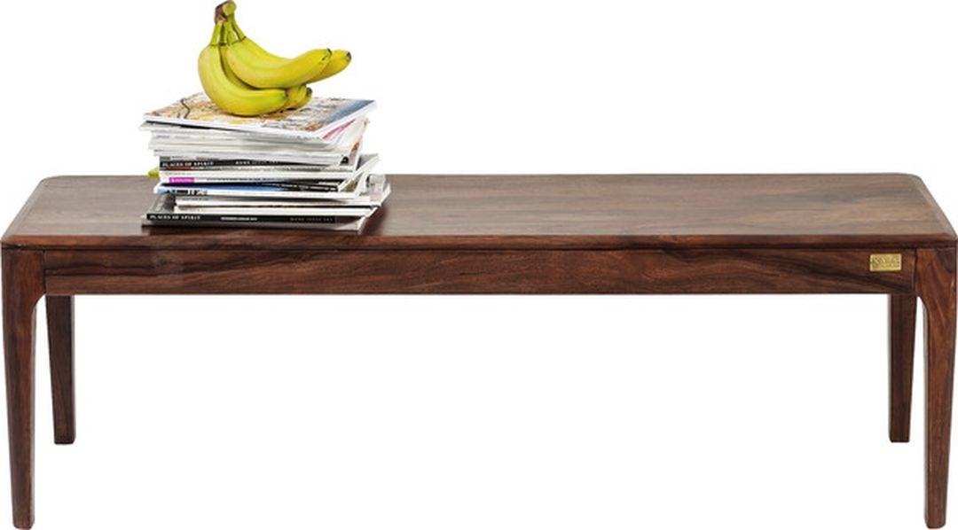 Brooklyn Walnut lavice 140cm