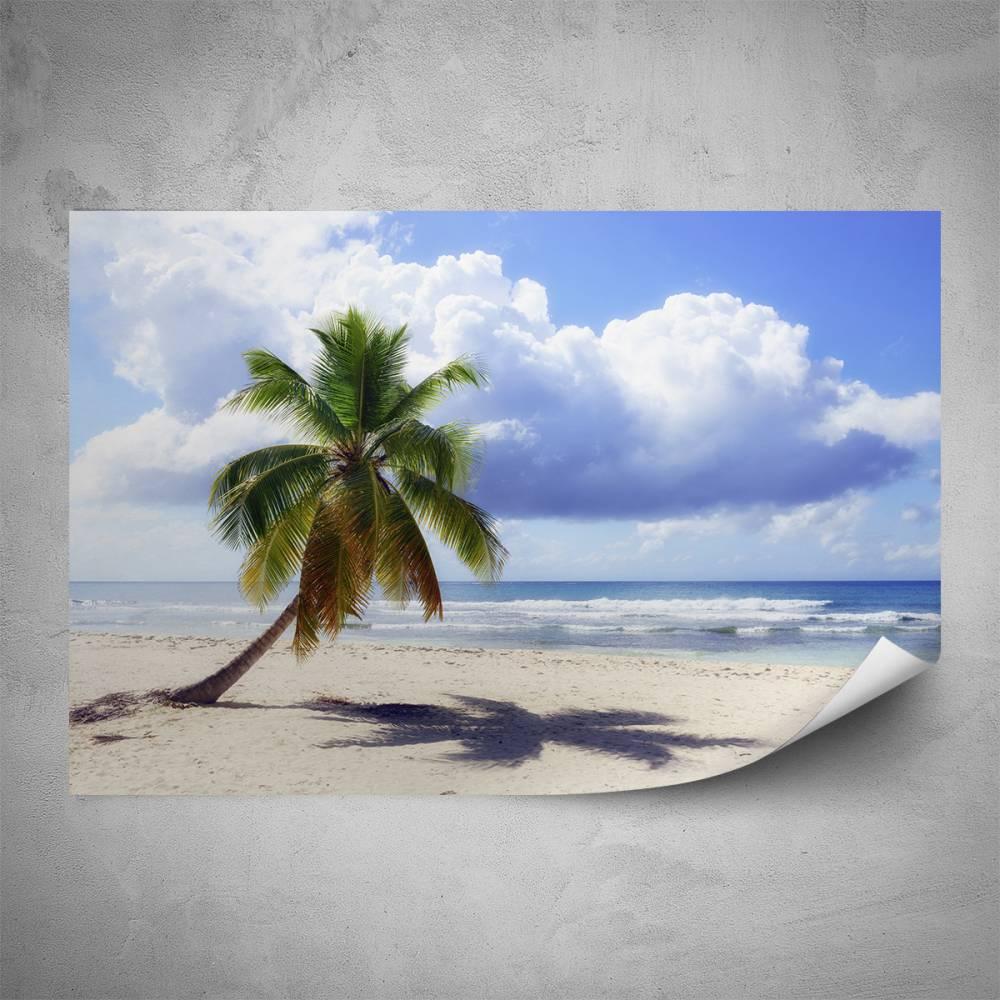 Plakát - Soukromá pláž (60x40 cm)