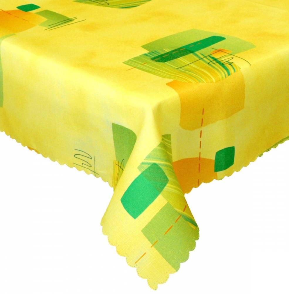 Forbyt, Ubrus s nešpinivou úpravou, Filipena zelená pr.140 cm