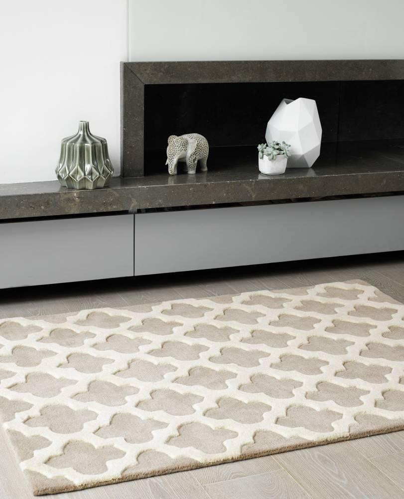 Masiv24 - Artisan koberec 160x230cm - piesková 04