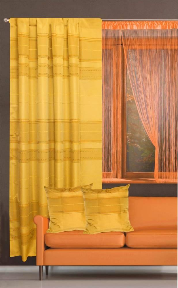 Forbyt, Hotový závěs, Hilton 150 cm, béžový 250