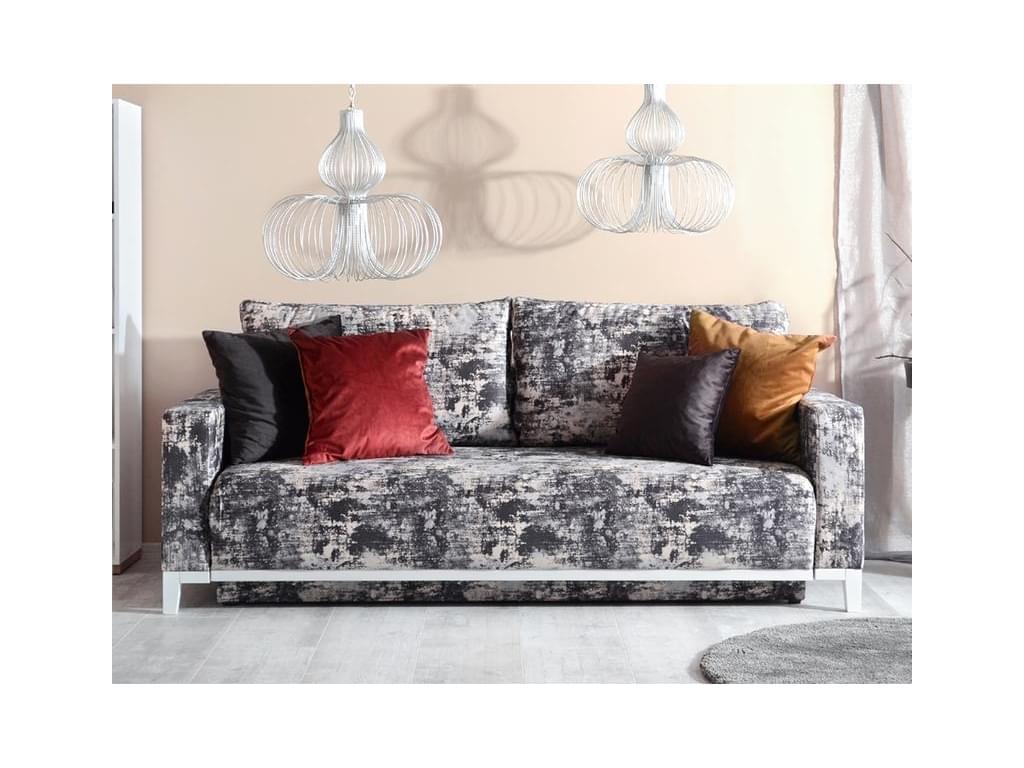 design4life Rozkládací sedačka DENZA