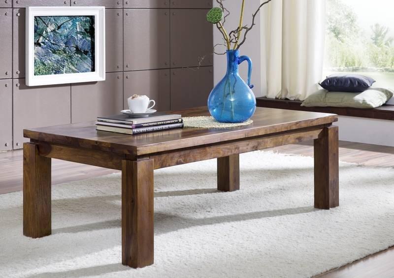 Masiv24 - Masivní indický palisandr, konferenční stolek DAKOTA
