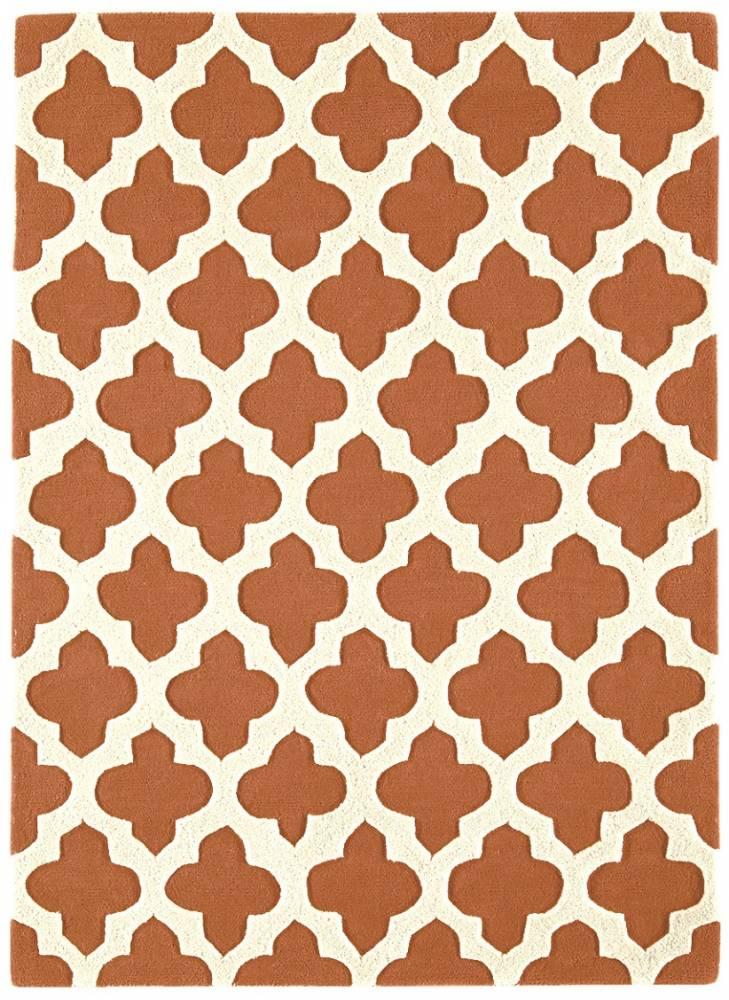 Masiv24 - Artisan koberec 120x170cm - terakotová 03