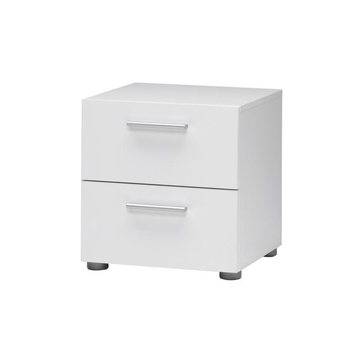 Noční stolek v moderním provedení bílá PEPE 70070