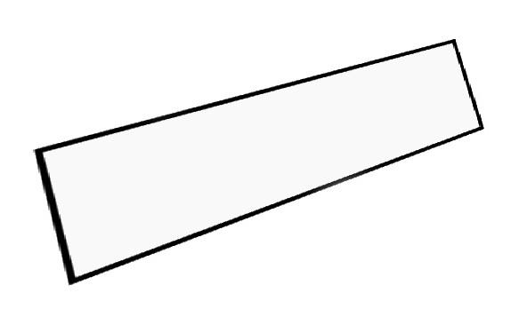Boční sokl ke kuchyním 50 cm bílá KN